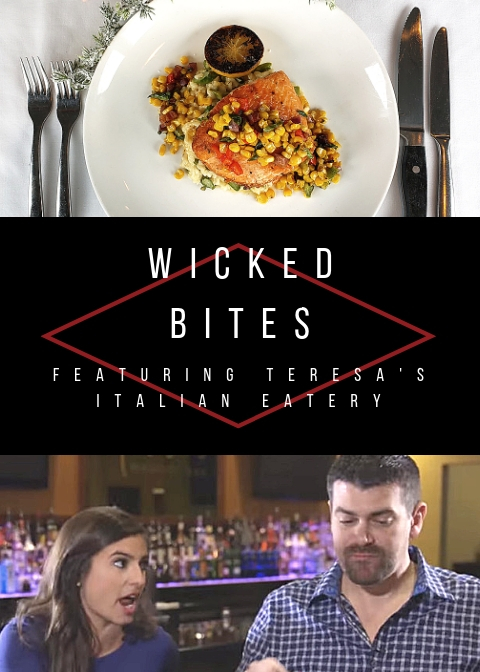 Teresa's Italian Eatery on Wicked Bites