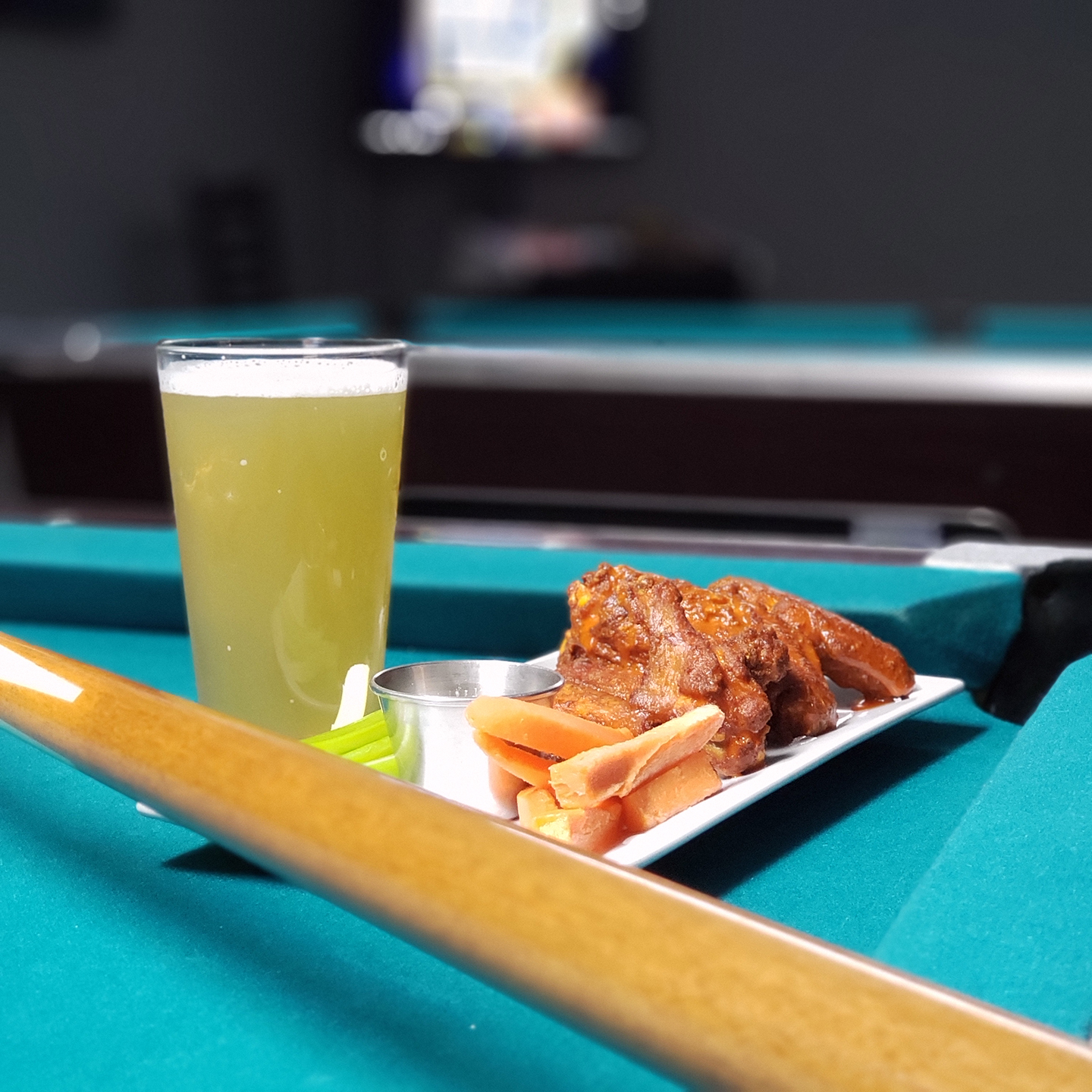 The Game Room is OPEN at Grille 19!